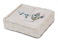 Комплект салфеток из 4 шт 30х30 см Lefard в подарочной упаковке, 813-049