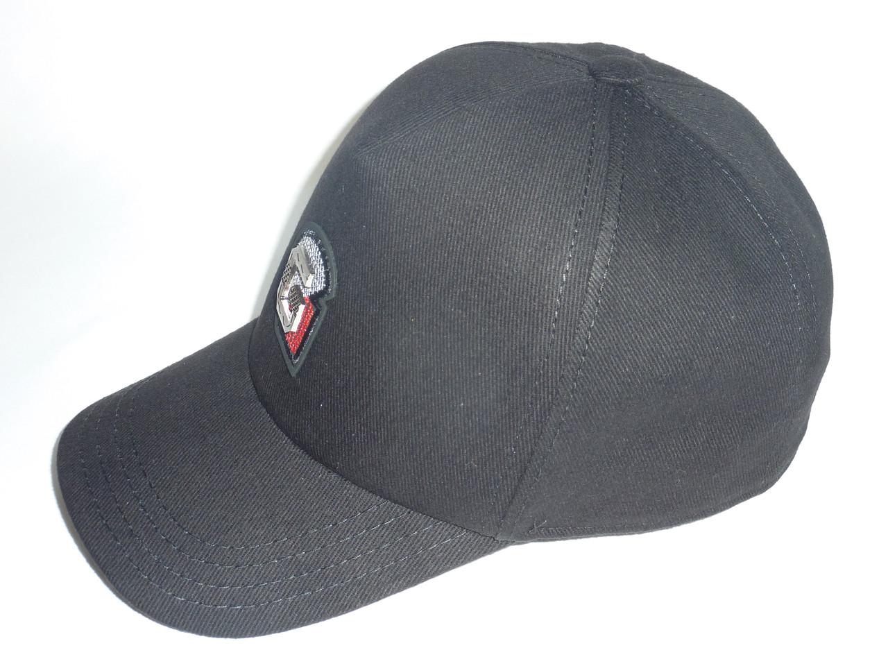 Черная кепка G