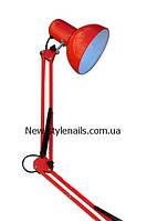 Копия Настольная лампа для мастера маникюра MT-340 (цвета белый,черный,красный,зеленый)
