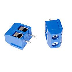 TL200A Клемник 2 контакту на плату, 16А 250В крок 5,0 мм