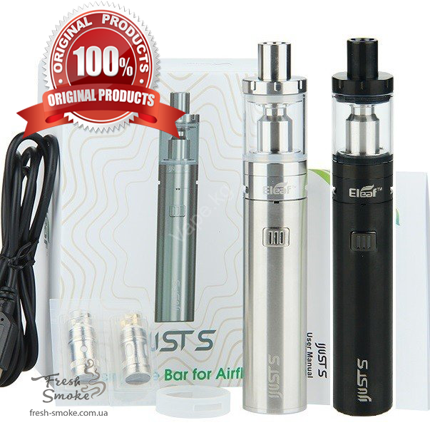 Eleaf iJust S 3000mAh Starter Kit. Электронная сигарета (Оригинал)