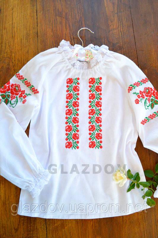 Украинская Нарядная Блузка для Девочки — в Категории