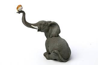 Фигурка декоративная Lefard Слон 21х14х25 см, 450-516