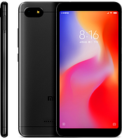 Xiaomi Redmi 6A 2/16Gb, Black