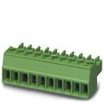 ETB85120G000 Клеммник разрывной 12 контактов на провод, 300В 6A шаг 3,5 мм