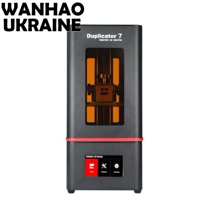 SLA 3D ПРИНТЕР WANHAO DUPLICATOR D7 PLUS V1.5
