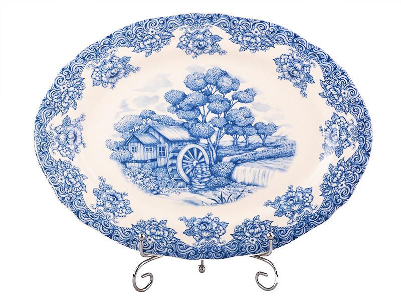 Блюдо Lefard Мельница 36 см, 910-016