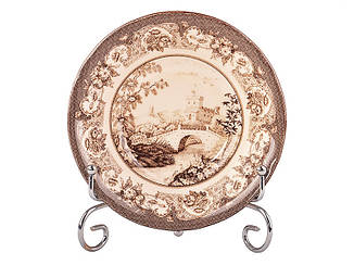 Салатник Lefard Пимберли браун 16 см, 910-056