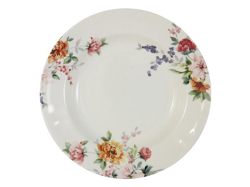 Тарелка глубокая Lefard Цветочный сад 24 см, 910-098