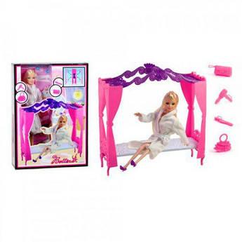 """Кукла с кроватью """"Bettina"""" 68089"""