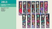 "Кукла ""Monster High"" 13 видов, шарнир, в кор.7*5*28см /288-3/(2813)"