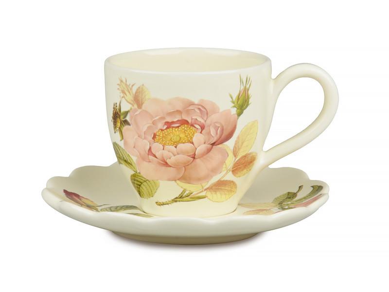 Чайный набор Nuova Cer Primavera 2 предмета 300 мл, 612-027