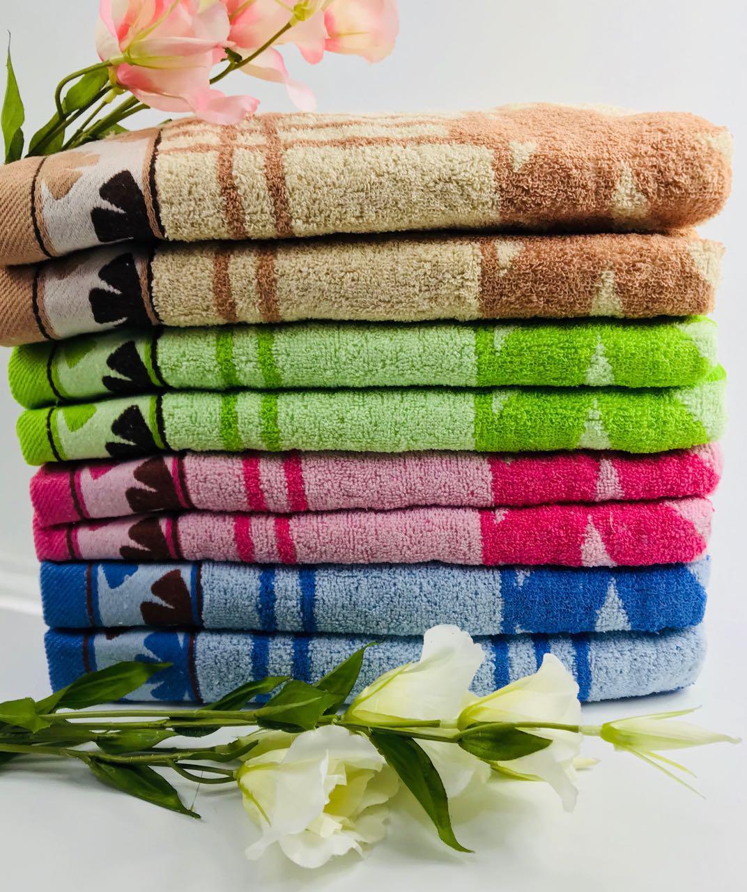 Махровое полотенце 140-на 70 см Хлопок Плотное
