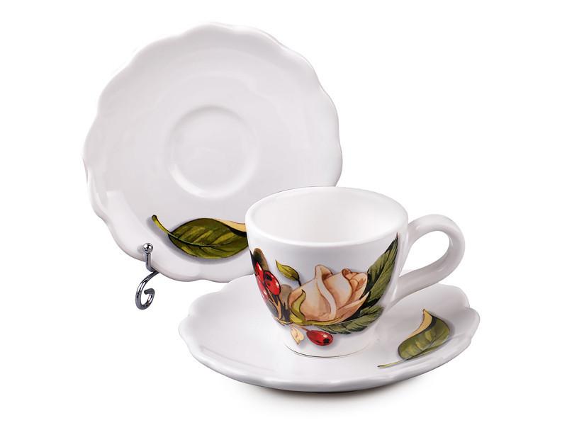 Кофейный набор Nuova Cer Primavera 12 предметов 75 мл 7425-AER, 612-154