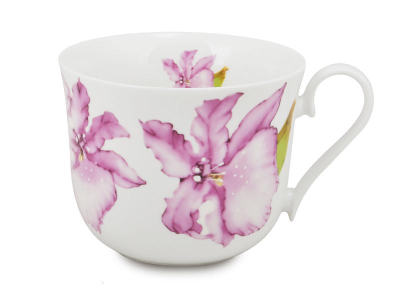 Чашка Lefard Орхидея 480 мл , 943-053