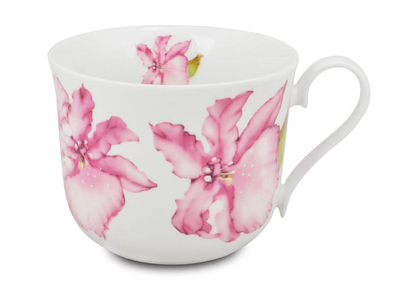 Чашка Lefard Орхидея 480 мл , 943-051