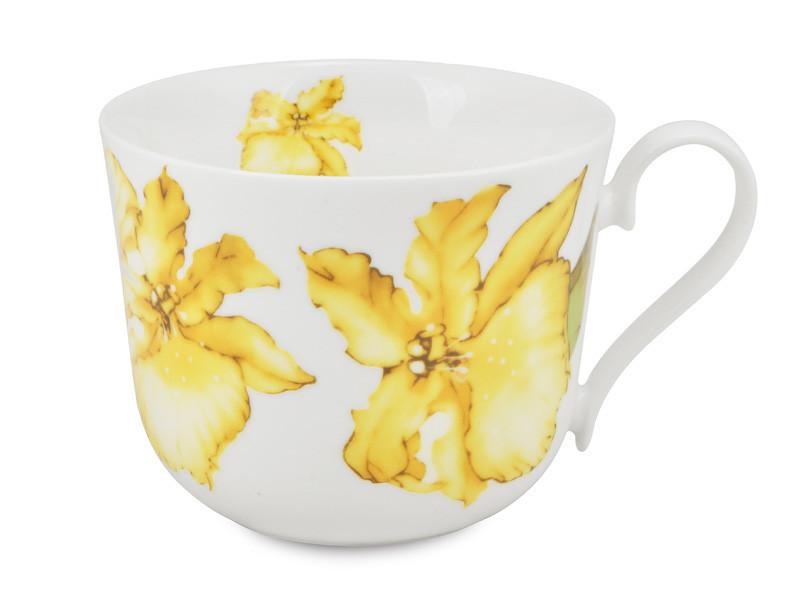 Чашка Lefard Орхидея 480 мл , 943-052