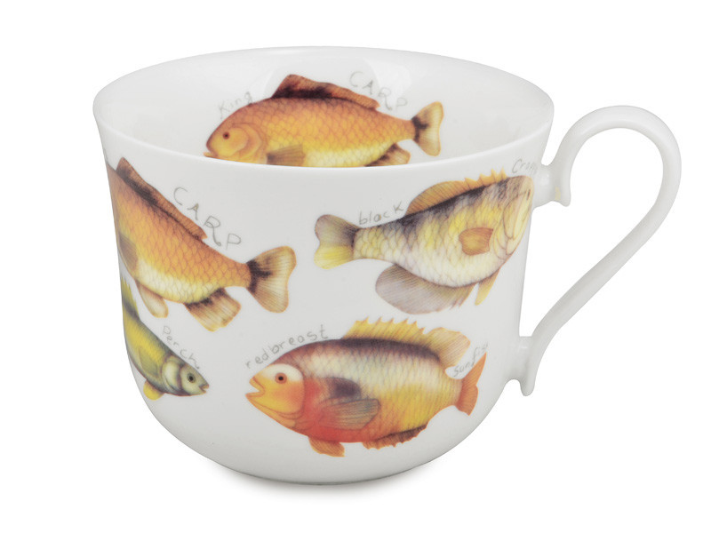 Чашка Lefard Рыбка 480 мл , 943-055