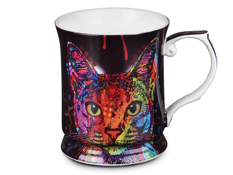 Кружка Lefard Радужный кот 400 мл , 924-182