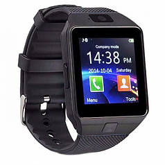 Смарт-часы Smart Watch DZ-09 Black