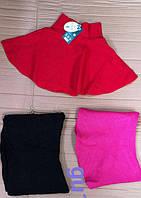 Юбка для девочек оптом, Aura via, 4-12 лет,  № GU1037
