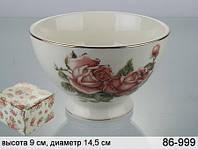 Салатник Lefard Корейская роза 14 см, 86-999