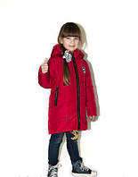 Теплая куртка для девочки Зума (7-13 лет), фото 1