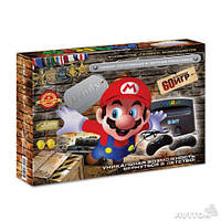 Игровая приставка 8-bit Mario (60 встроенных игр)