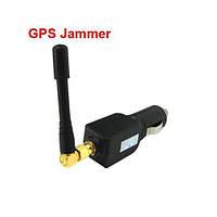 Глушилка gps  в прикуриватель антитрекер подавитель сигнала gps