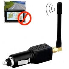 Автомобильная глушилка gps антитрекер подавитель сигнала gps 12v