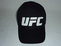 Кепка UFC черная , фото 1