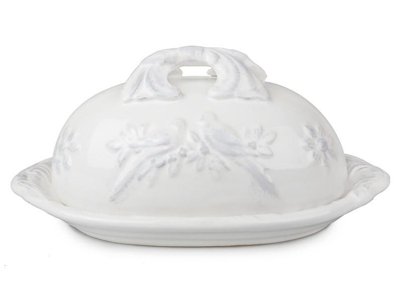 Масленка с крышкой Lefard 18х10 см, 940-008