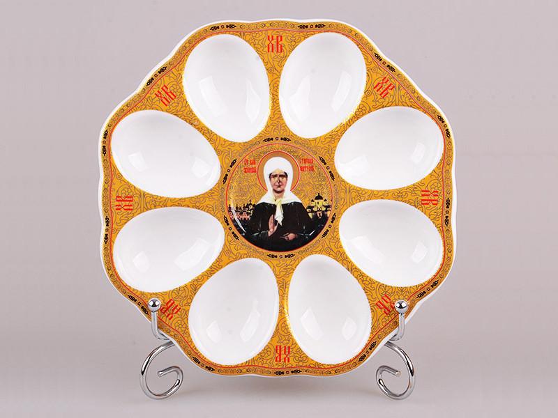 Тарелка для яиц Lefard 22х20х2 см, 55-2906