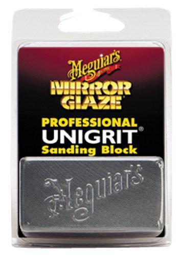 Шлифовальный блок - Meguiar`s Mirror Glaze Professional Unigrit Sanding Block (K1000)