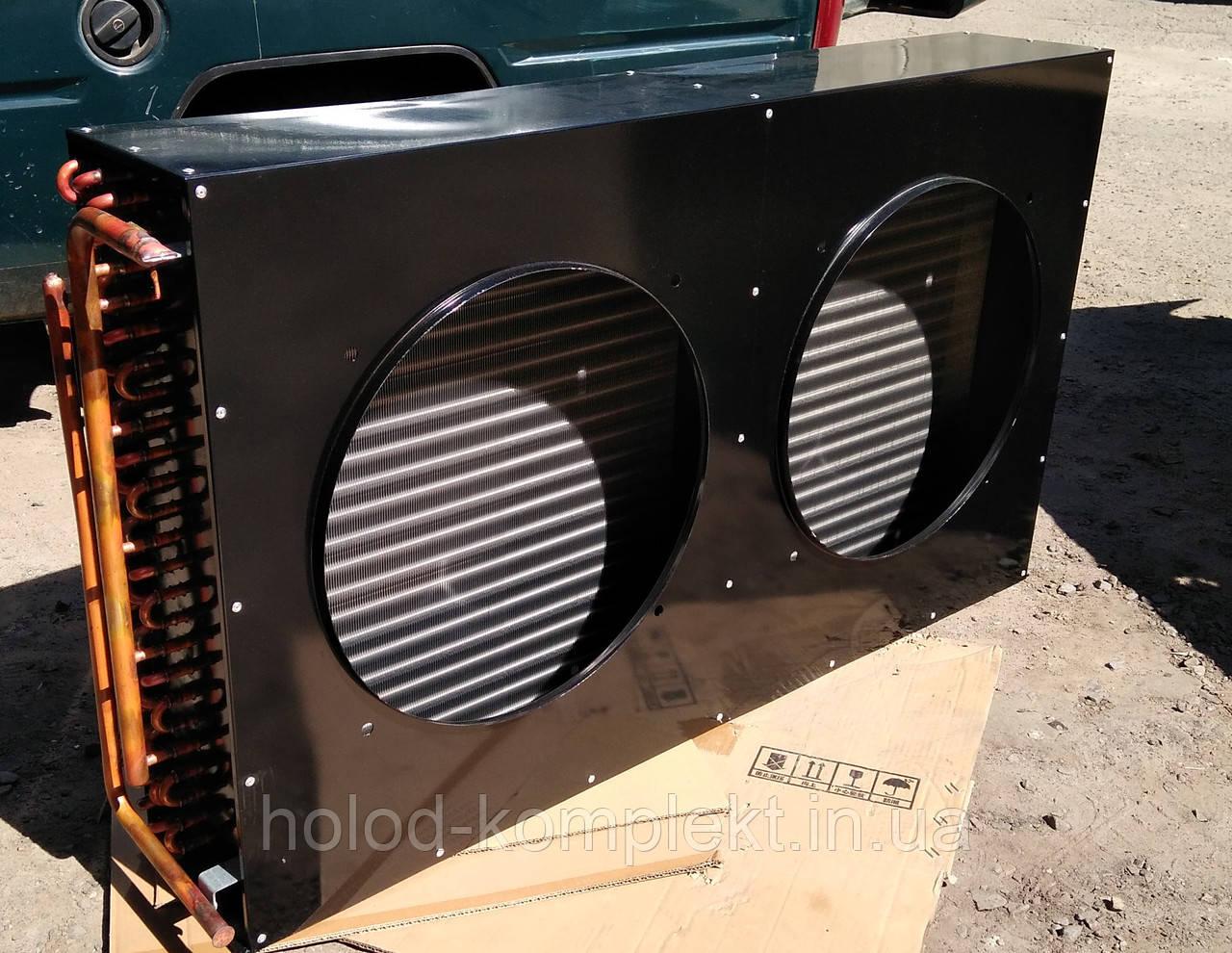 Конденсатор воздушного охлаждения BFT-FN2-31B