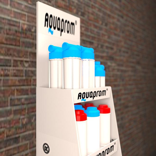 Рекламное оборудование аквапром
