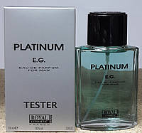 Platinum E.G. Tester Royal Cosmetic 100ml