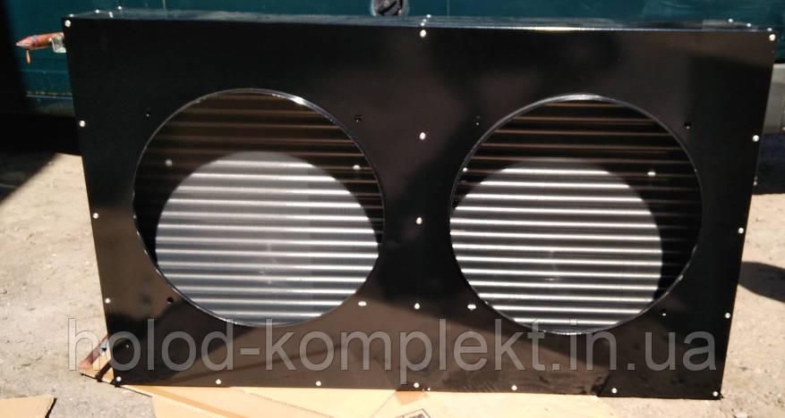 Конденсатор воздушного охлаждения BFT-FN2-86В, фото 2