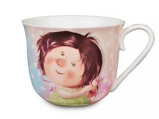 Чашка GAPCHINSKA Девочковые тайны 500 мл , 924-060