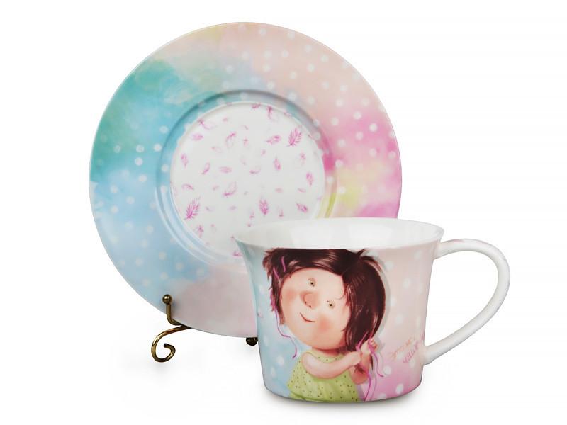 Чайный набор GAPCHINSKA Девочковые тайны 12 предметов, 924-073