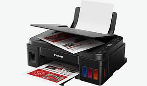 Canon Pixma G3411 Принтер-МФУ струйного типа с СНПЧ (2315C025)