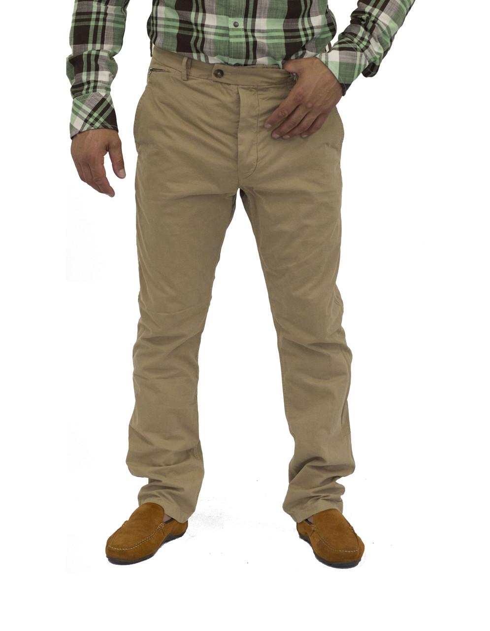 Штаны мужские DIESEL цвет песочный размер 30 арт 00S9P00RUMF