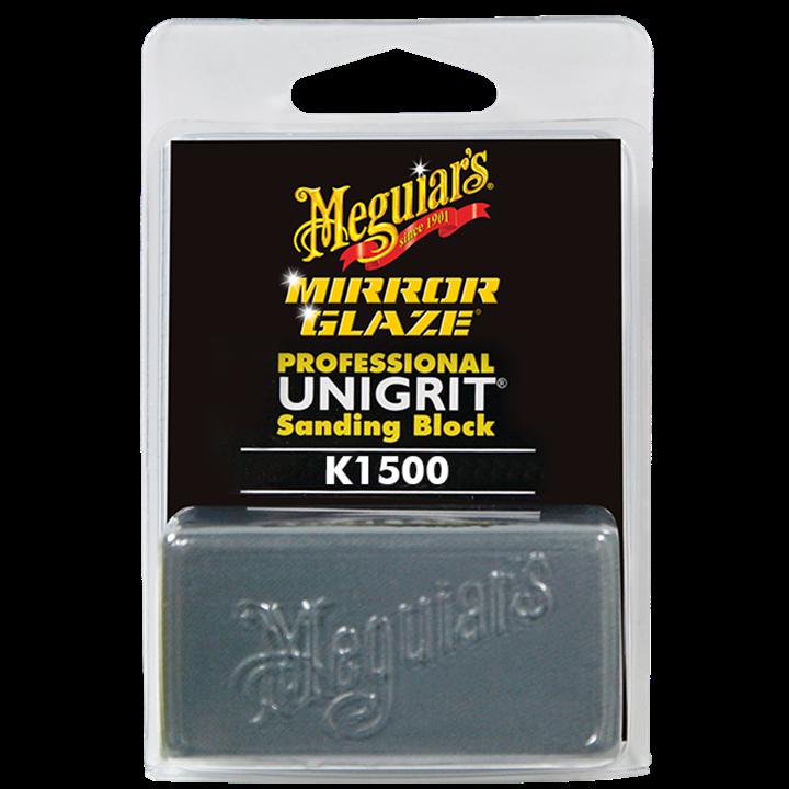 Шлифовальный блок - Meguiar`s Mirror Glaze Professional Unigrit Sanding Block (K1500)