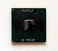 326 Intel Pentium T4300 2100 MHz SLGJM Socket P - 2 ядра 64 бита - процессор для ноутбуков, фото 1