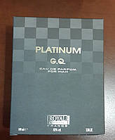 Platinum G.Q. Royal Cosmetic 100ml, фото 1