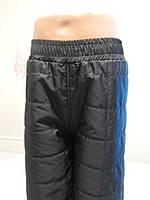 Копія Детские демисезнные штаны на флисе  на рост 122-128-134-140см, фото 1