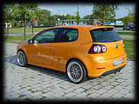 Спойлер Volkswagen Golf 5