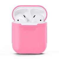 Силиконовый чехол для AirPods, Pink