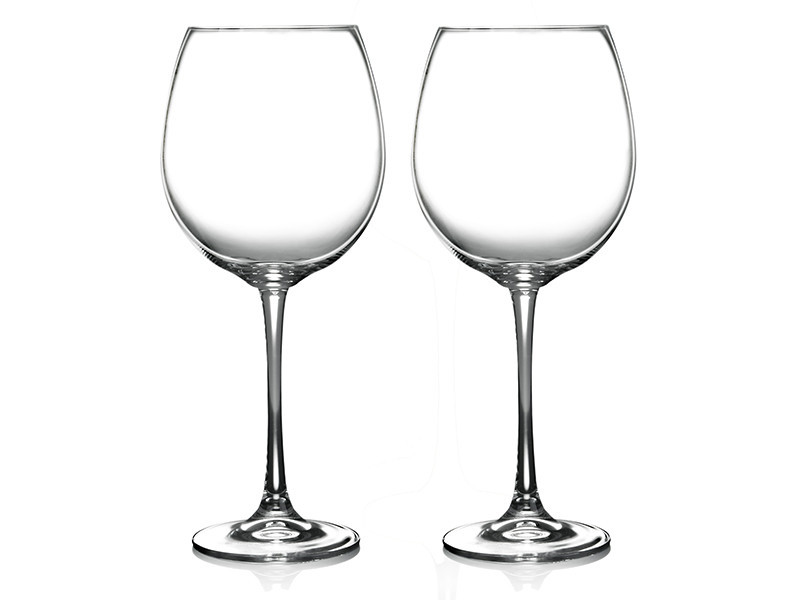 Набор фужеров для вина CRYSTALEX CZ vintage 850 мл из 2 шт., 024-059