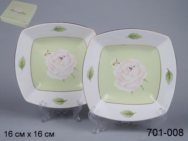 Набор тарелок Lefard 2 шт 16 см, 701-008
